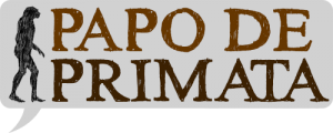 Logo PAPO DE PRIMATA